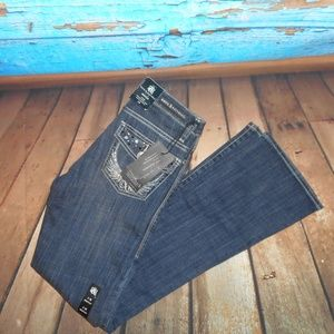 Rock & Republic Low Rise Bootcut Jeans NWT